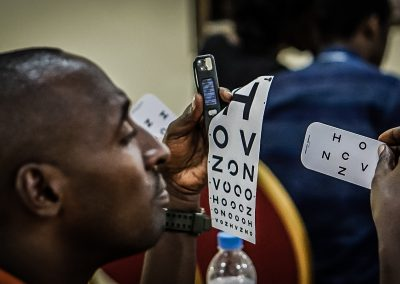 Nationwide Ophthalmic Clinical Officer Training in Rwanda