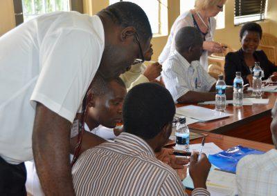 Diabetic Retinopathy Screening Training in Malawi