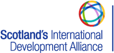 Scotland's International Development Alliance Logo