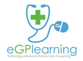 e GP Learning Logo