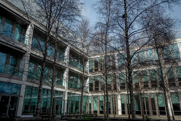 School of Medicine Courtyard