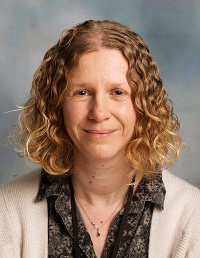 Dr Rebecca Walmsley