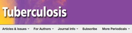 Defining Dormancy in Mycobacterial Disease: a new paper