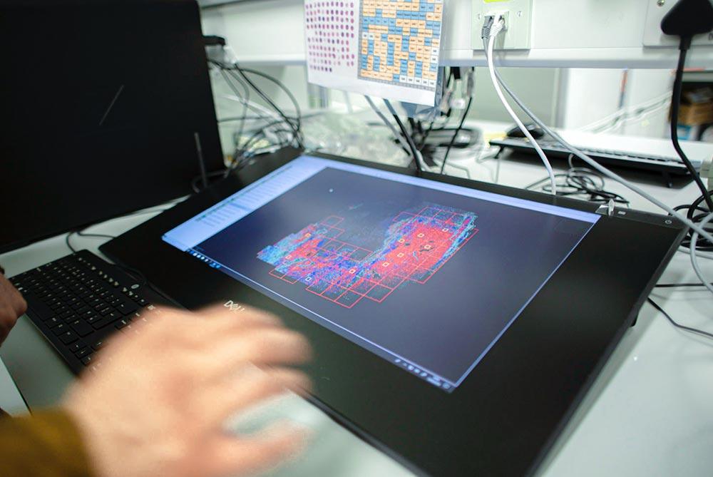 gaze tracking technology